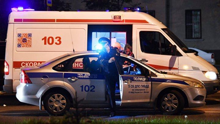 Неизвестные в Москве избили и ограбили пенсионера на 20 млн рублей