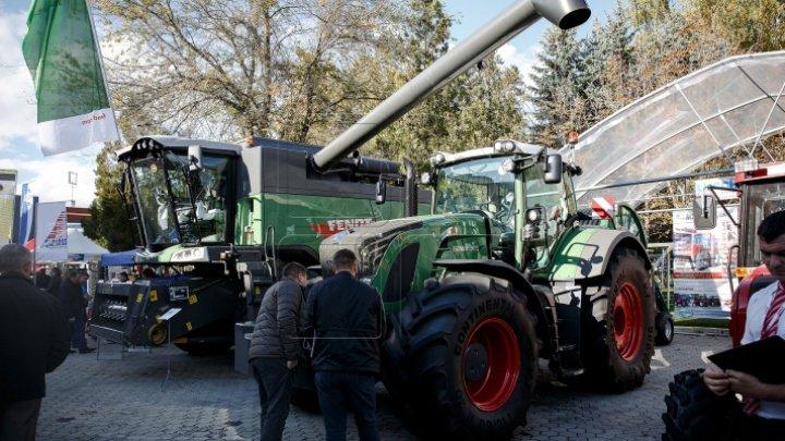 В Кишинёве проходит сельскохозяйственная выставка
