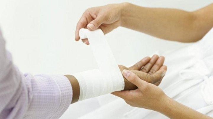 """Учёные создали """"живые"""" бинты для лечения ран и ожогов"""