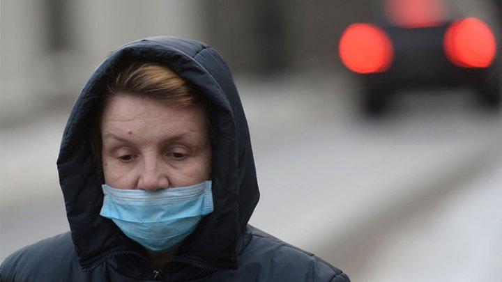 Эпидемия гриппа охватила половину Литвы