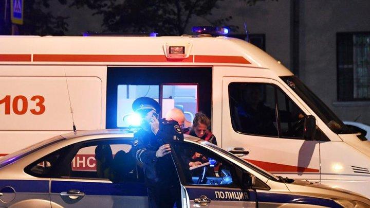 В Казани неизвестный открыл огонь по людям