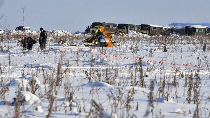 Стало известно, сколько детей осиротели после авиакатастрофы Ан-148