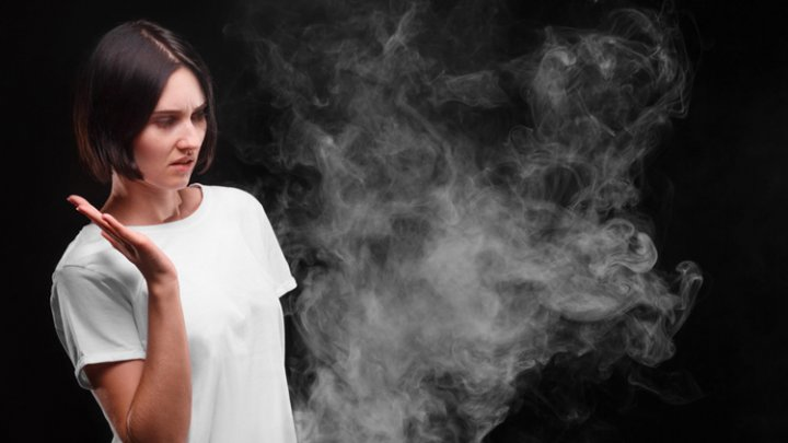 Электронные сигареты повышают восприимчивость к пневмонии