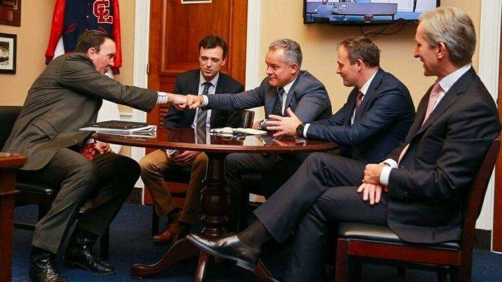 США поддерживает Молдову на пути ассоциации с ЕС и просит Россию вывести войска из нашей страны