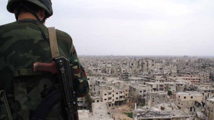 На территориях сирийских боевиков найдены 24 тонны отравляющих химвеществ
