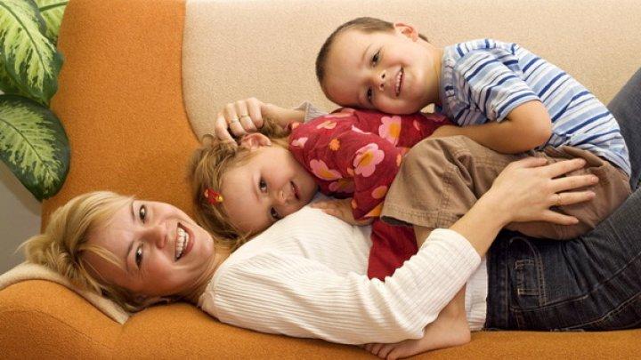 В Новых Аненах открыли социальный центр для мам с детьми