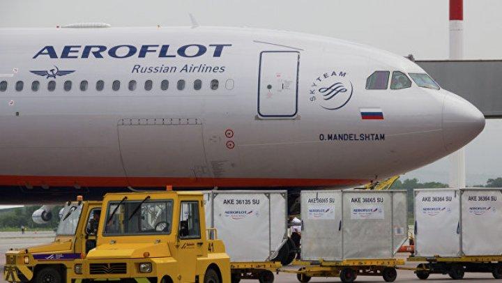 «Аэрофлот» доведет до суда случаи нападения пассажиров на сотрудников