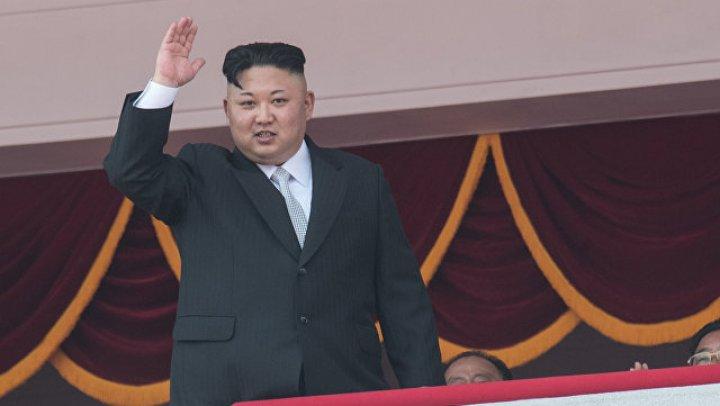 Ким Чен Ын прибыл с визитом в Китай