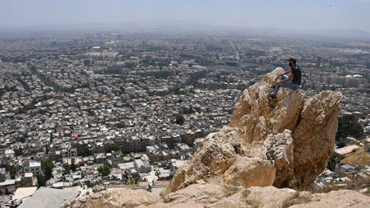 Боевики обстреляли Дамаск: 35 человек погибли
