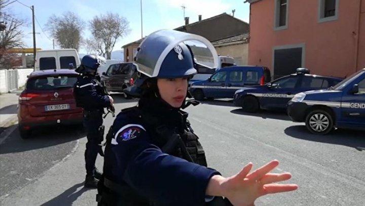 Макрон: Франция не забудет офицера Бельтрама, спасшего жизнь заложницы