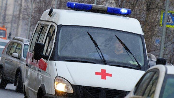 Четыре человека погибли при столкновении двух иномарок в Челябинске: фото