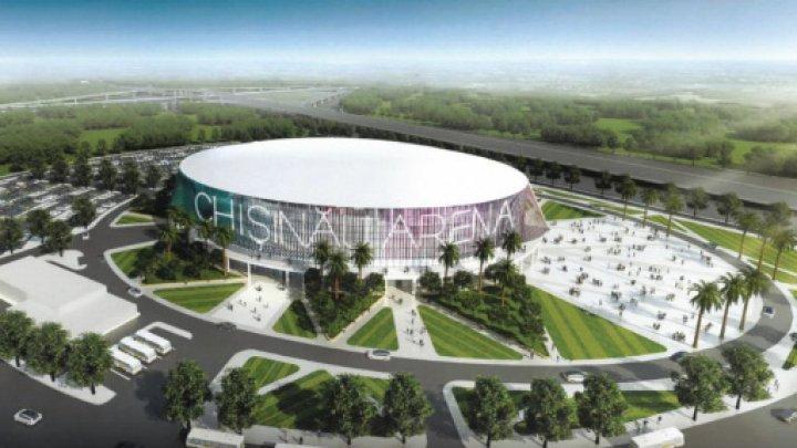 Концепцию «Arena Chișinău» обсудили в Министерстве экономики
