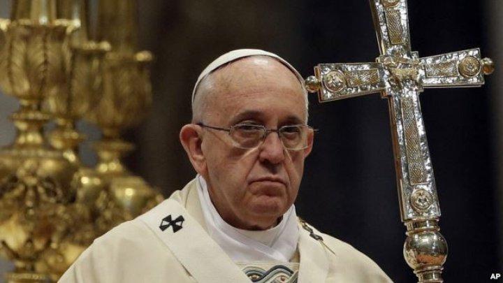 В Италии вышла книга Папы Римского
