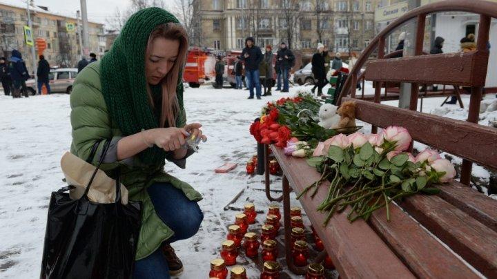 Учительница погибла на пожаре в Кемерове, спасая дочь