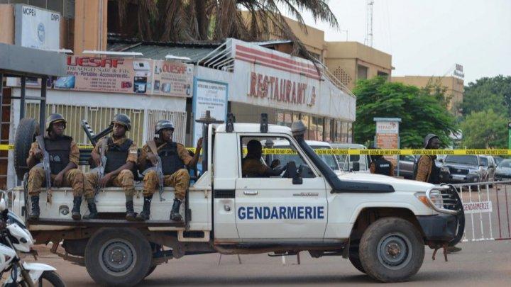 В столице Буркина-Фасо произошел теракт