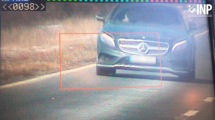 Рекордное превышение скорости: на Леушенской трассе водитель разогнался до 224 км/ч