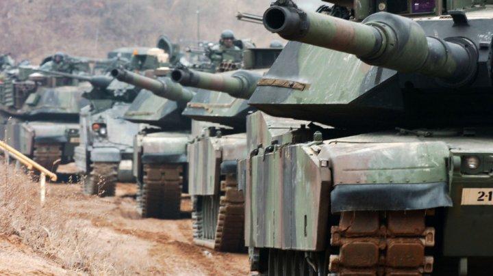 Европейские дороги перестроят для техники НАТО