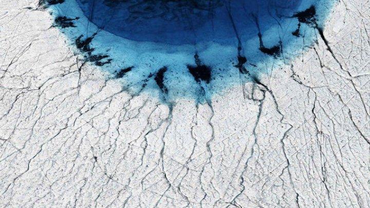 Гренландия в опасности из-за ускорившегося таяния льдов