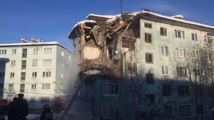 Житель разрушенного в Мурманске дома перед взрывом попрощался со своими друзьями