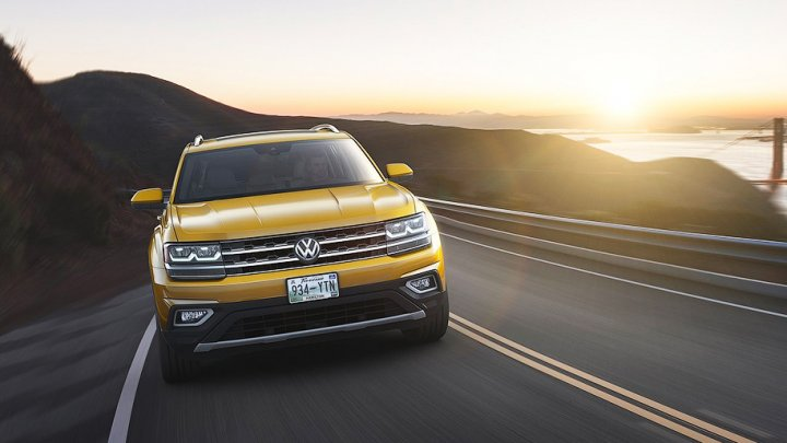 Volkswagen превратит кроссовер Teramont в пикап