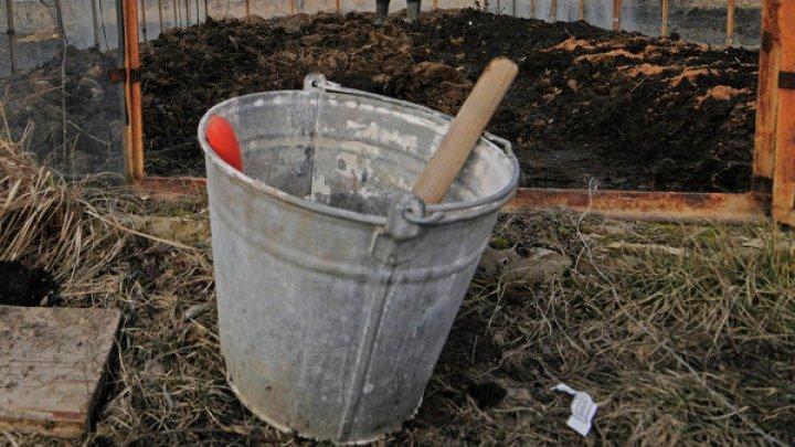В Кузбассе вор спрятался от хозяина дома, надев на голову ведро