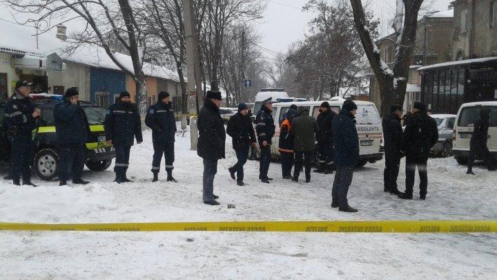 Устроивший взрыв в центре Кишинева ушел из дому два дня назад после ссоры с женой