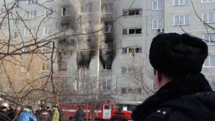 Пострадавшая при взрыве газа жительница Омска скончалась в больнице