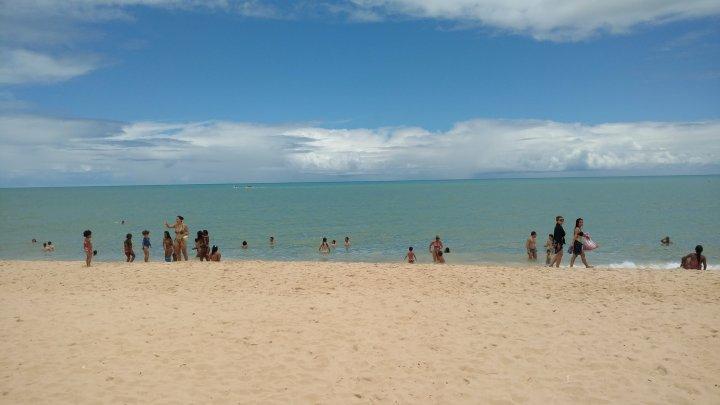 На австралийском пляже нашли странное существо (ФОТО)