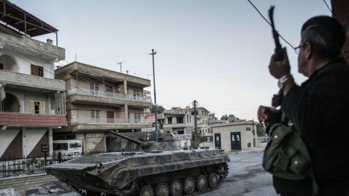 Турция объявила о взятии сирийского Африна