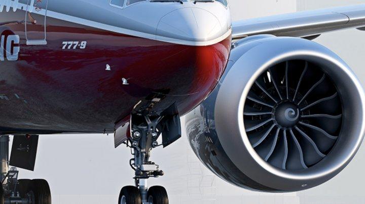 В США испытан самый большой авиационный двигатель в мире