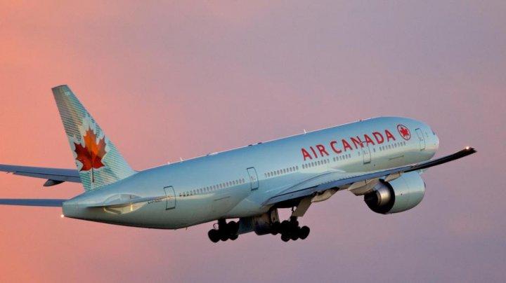 Самолет Air Canada экстренно приземлился в Вашингтоне из-за задымления на борту