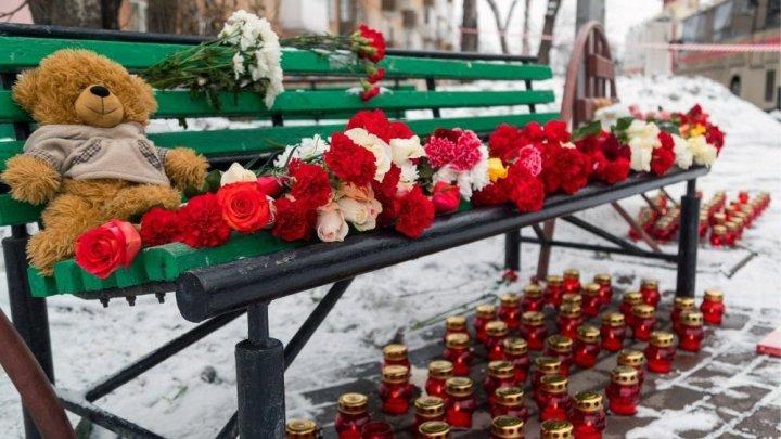 Владимир Путин назвал причину трагедии в Кемерове