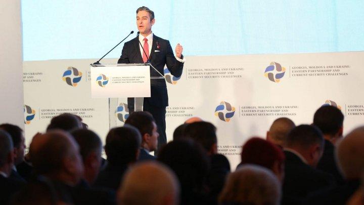 Вице-президент Атлантического Совета: Мы хотим поддержать стремления Молдовы, Грузии и Украины