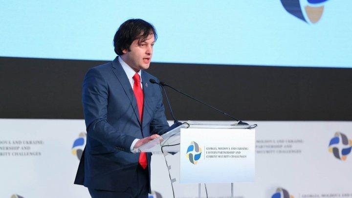 Председатель парламента Грузии: Только вместе мы сможем реализовать наши национальные интересы