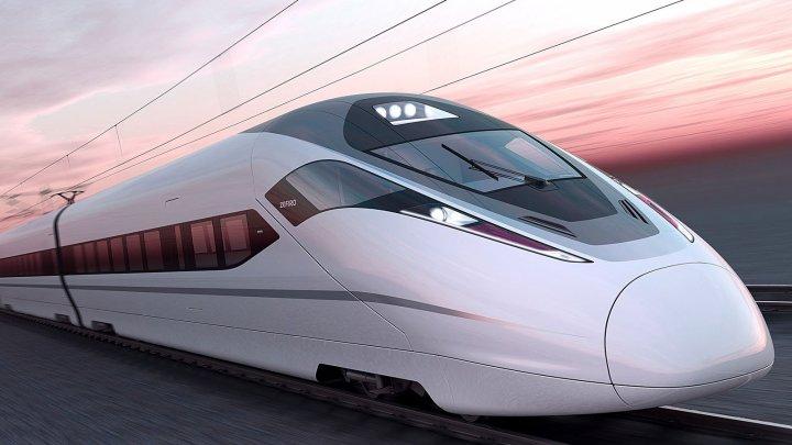 В Китае впервые тестируют 400-метровый поезд на скорости 350 км/ч