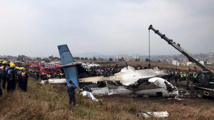 Авиакатастрофа в Непале: 50 погибших, десятки получили ранения