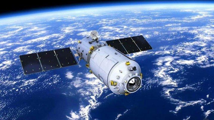 На Землю падает китайская космическая станция