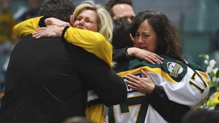 В Канаде спутали выжившего в ДТП хоккеиста с погибшим и сообщили семье о смерти