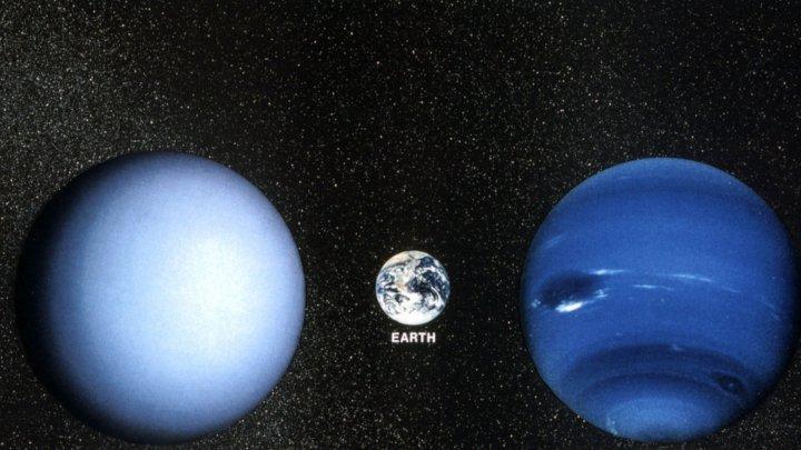 Учёные: Уран и Нептун занесло в Солнечную систему из другой галактики