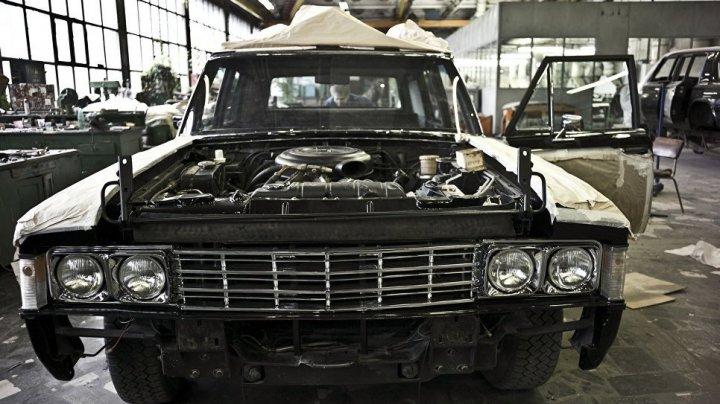 В Германии продают «брежневский» лимузин за €1 млн