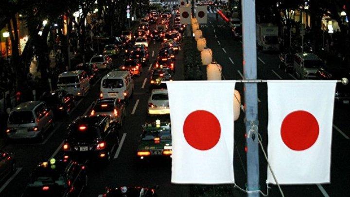 Автомобиль врезался в группу школьников в Японии