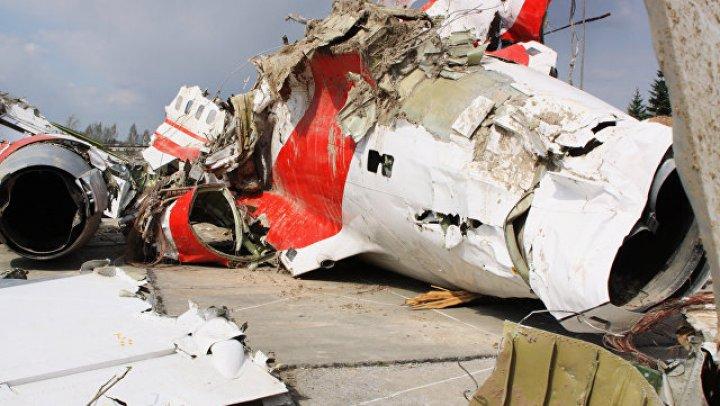 Польша аннулировала первый отчет об авиакатастрофе под Смоленском