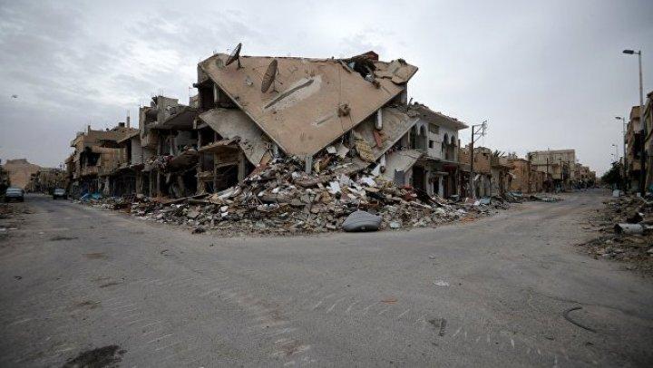 Германия иФранция будут добиваться долговременного предотвращения огня вСирии