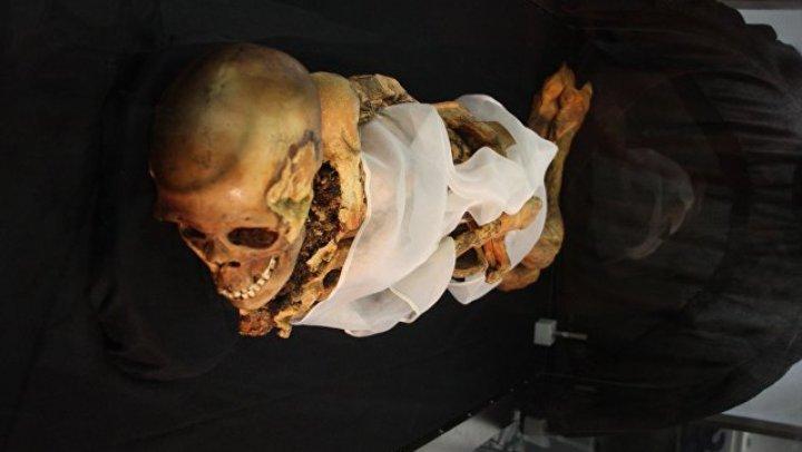 Сотрудники ФБР разгадали тайну мумии возрастом 4 тыс. лет