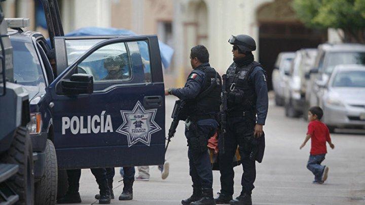 В Мексике неизвестный убил главу администрации города