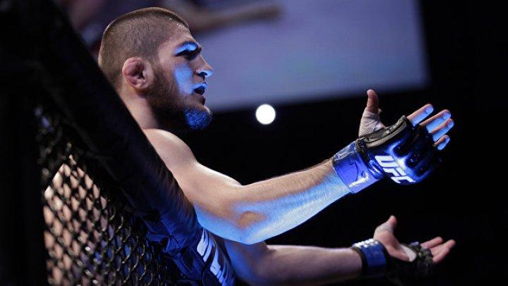 Нурмагомедов подвинул Макгрегора и возглавил рейтинг UFC в лёгком весе