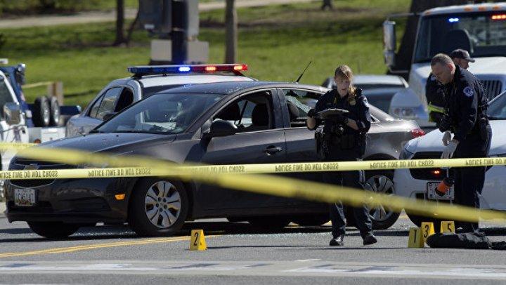 Голый стрелок убил трёх человек в кафе в Нэшвилле