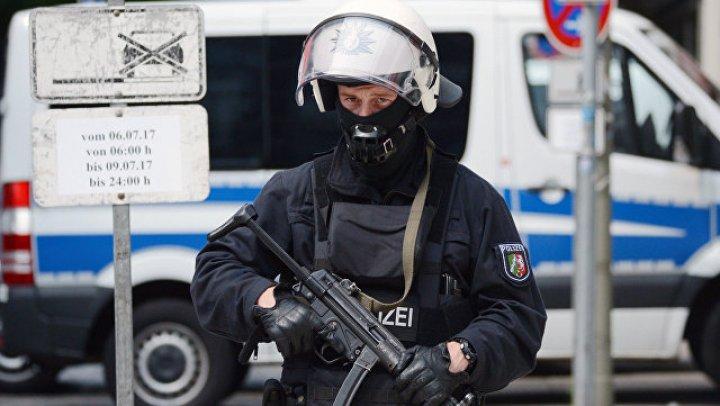 Полиция не нашла террористический след в наезде на людей в Мюнстере