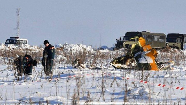 Следователи присоединились к поисковой операции на месте крушения Ан-148
