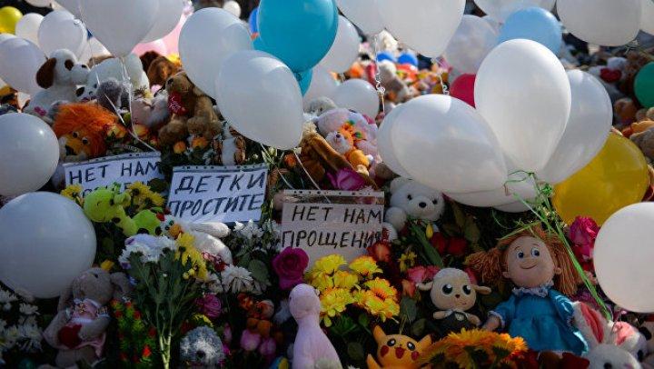Власти Кемерово не получали жалоб о травле выжившей во время пожара девочки